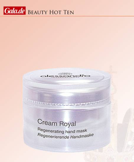 Cream Royal