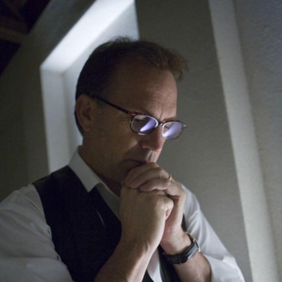 Dunkle Ahnung: Kevin Costner spielt den schizophrenen Earl Brooks