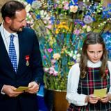 17. Januar 2016  Bei der Festvorstellung in der Aula der Universität hat auch Prinzessin Ingrid Alexandra einen Auftritt.