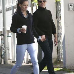 16. Juni 2012 Tom Cruise und Katie Holmes in Island