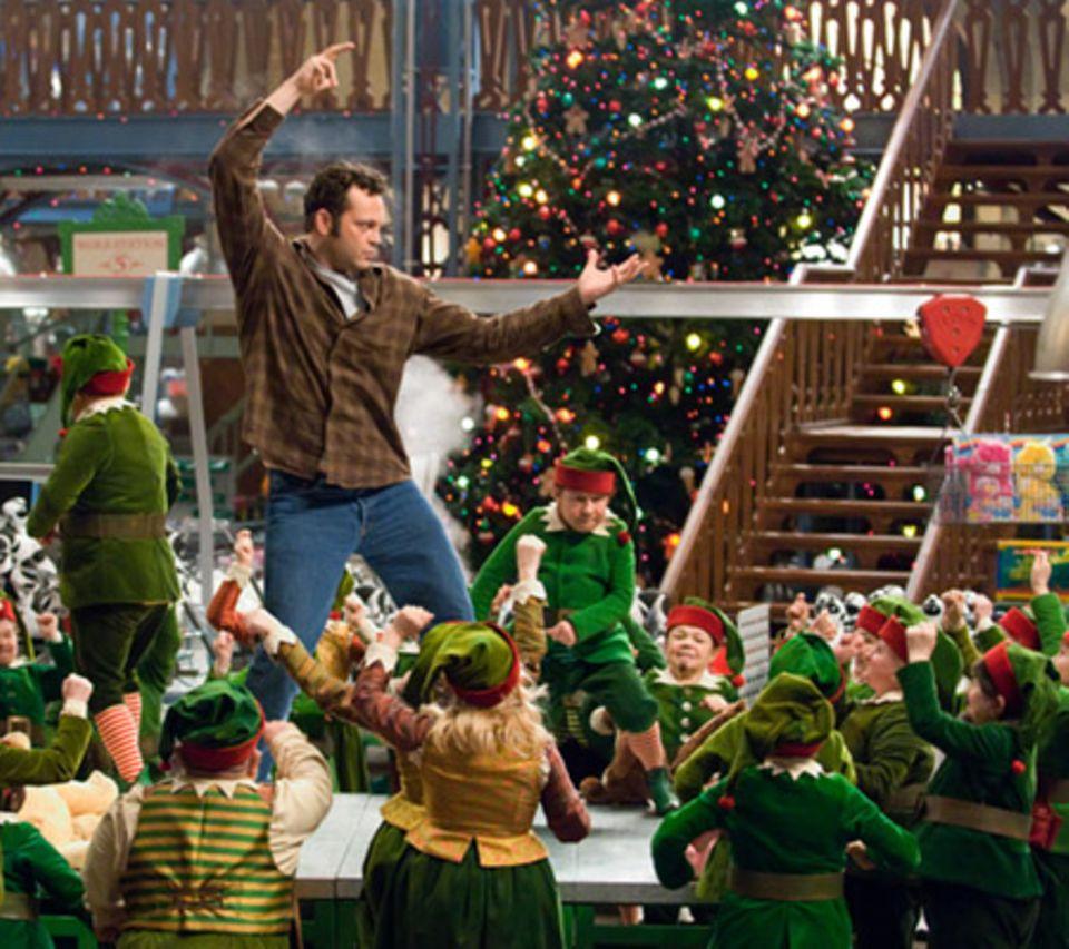 """""""Let's Dance""""! Vince Vaughn alias Fred Claus weiß, wie man Mitarbeiter motiviert"""