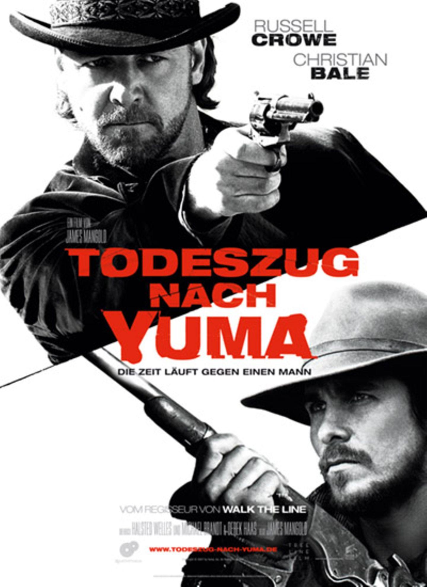 "Kinoplakat ""Todeszug nach Yuma"""