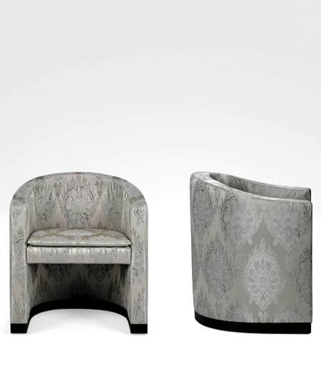 Mode macht Möbel: Armani kombiniert futuristisches Design mit Retro-Look