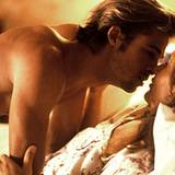 """Geena Davis und Brad Pitt in """"Thelma und Louise"""", 1991"""