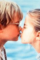 Macaulay Culkin und Anna Chlumsky in 'My Girl', 1991