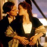 """Leonardo DiCaprio und Kate Winslet in """"Titanic"""", 1997"""