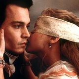 "Johnny Depp und Christina Ricci in ""Sleepy Hollow"", 1999"