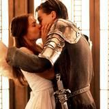 """Claire Danes und Leonardo DiCaprio in """"Romeo und Julia"""", 1997"""