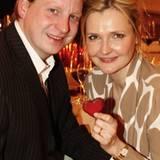 Schauspieler-Paar: Katharina Schubert und Lars Gaertner