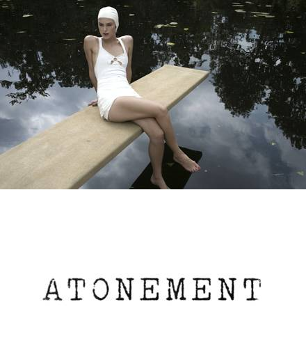 """Atonement""/ ""Abbitte"": Tim Bevan, Eric Fellner and Paul Webster, Produzenten"