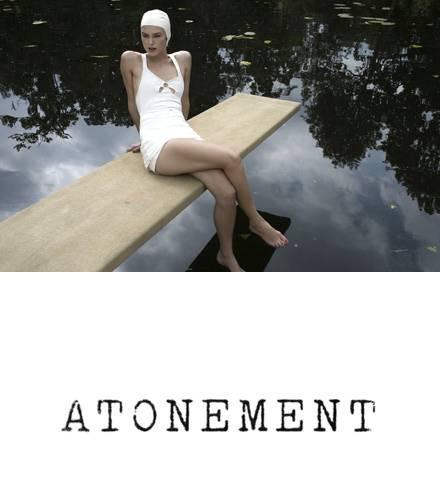 """""""Atonement""""/ """"Abbitte"""": Tim Bevan, Eric Fellner and Paul Webster, Produzenten"""