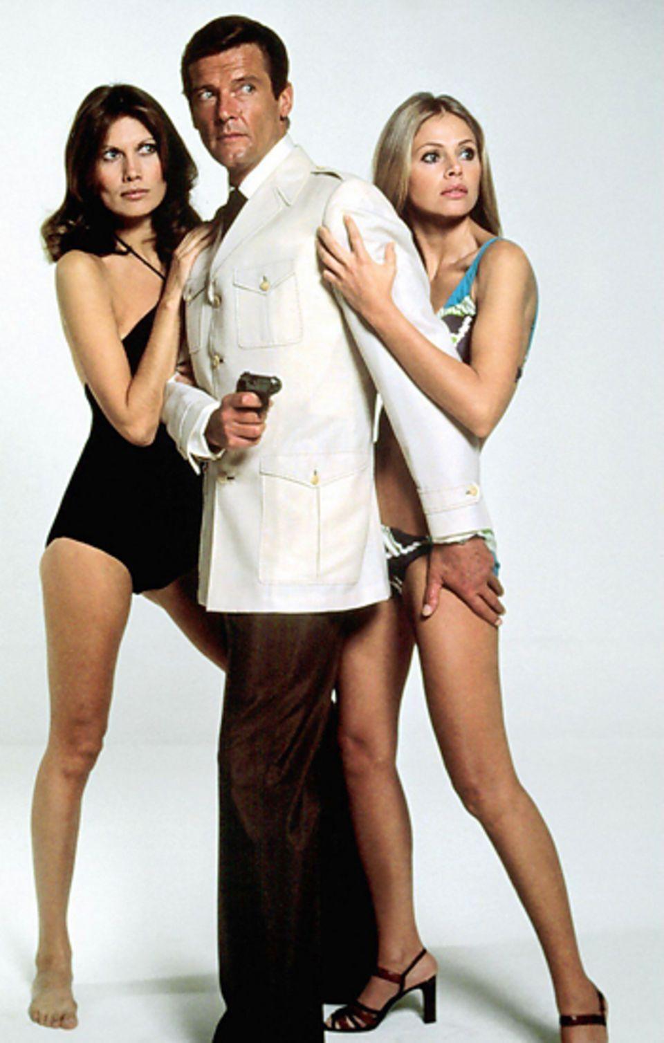 "James Bond Filme: ""Der Mann mit dem goldenen Colt"" 1974"