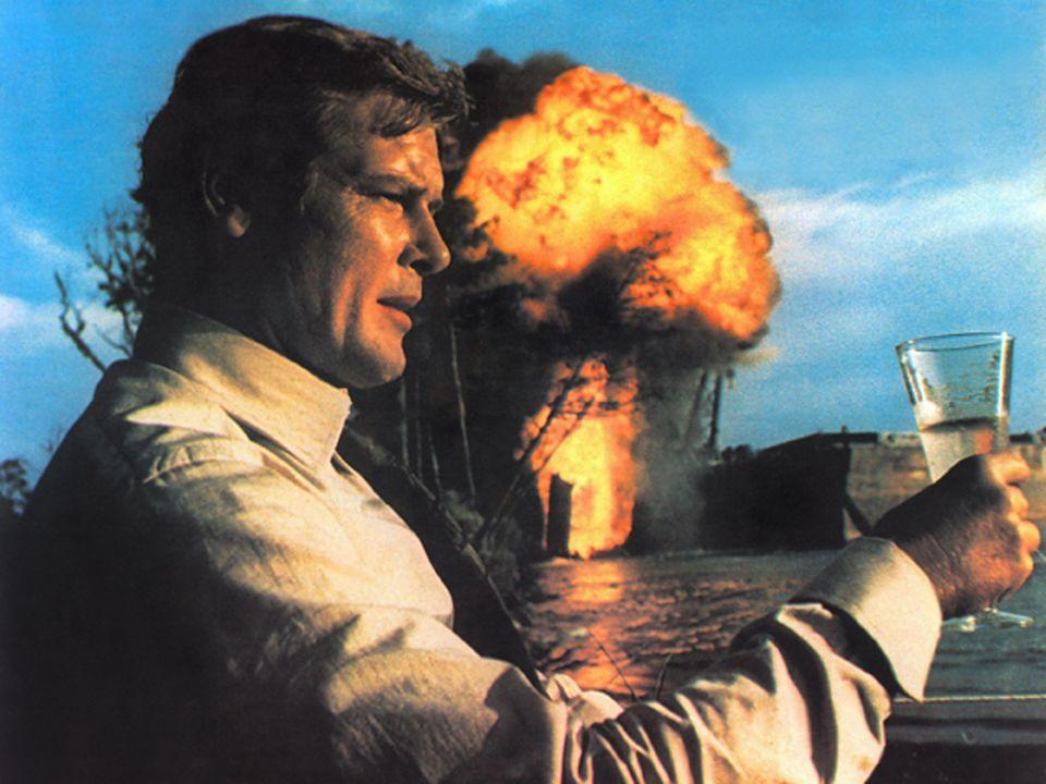"""James Bond Filme: """"Leben und sterben lassen"""" 1973"""