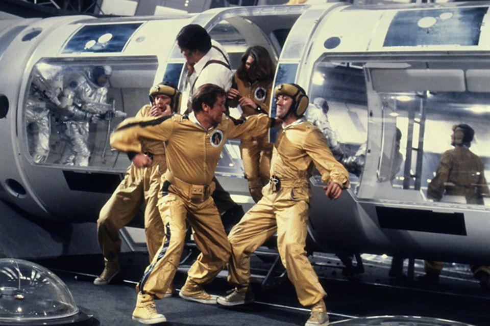 "James Bond Filme: ""Moonraker"" 1979"