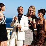 Beim Dreh des neuen Martini-Werbespots werfen wir einen Blick hinter die Kulissen
