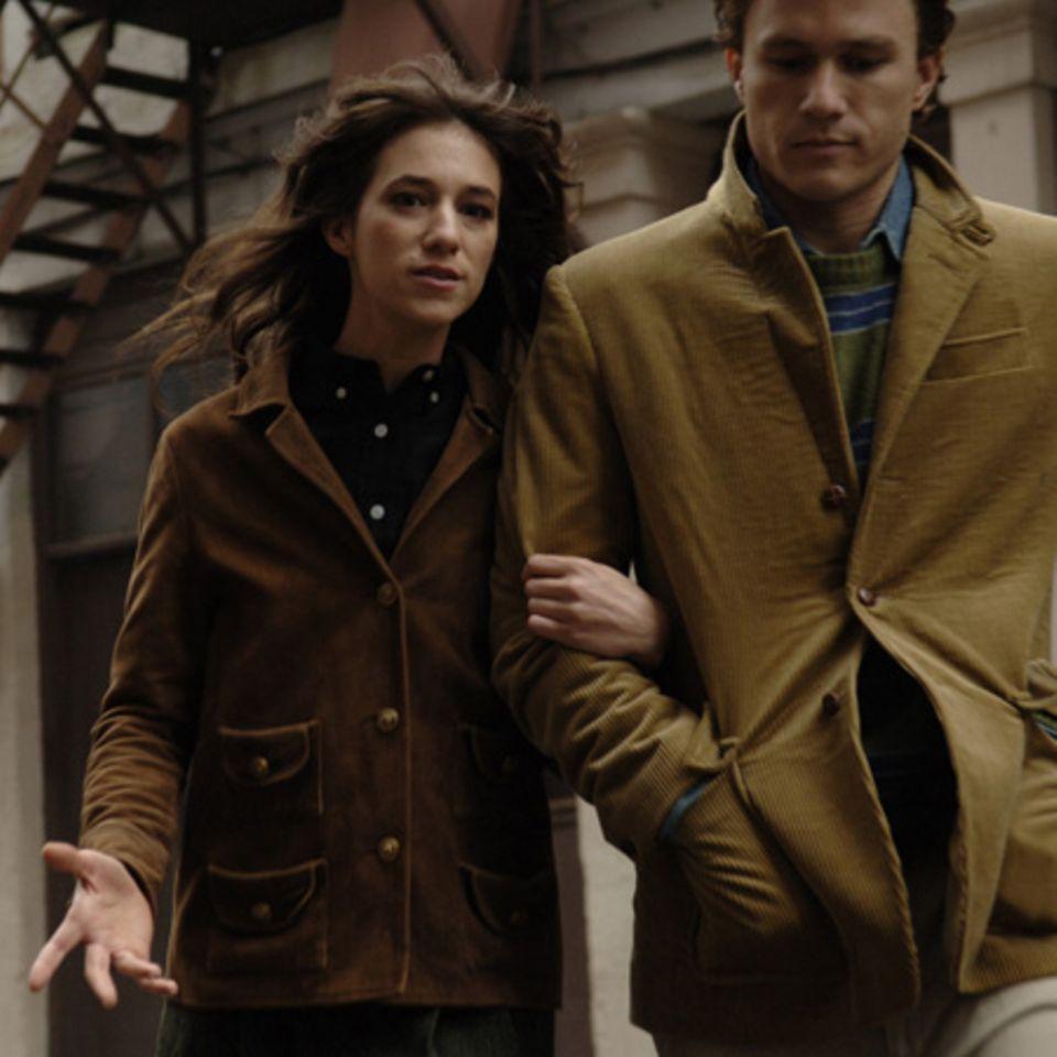 Charlotte Gainsbourg und Heath Ledger alias Claire und Robbie Clark
