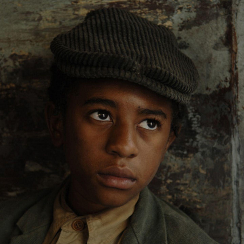Sehr erfahren für sein Alter: Woody Guthrie wird von Marcus Carl Franklin gespielt