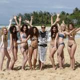 """April 2013  In der achten Staffel von """"Germany ?s next Topmodel"""" sucht Heidi Klum wieder mal das schönste Mädchen Deutschlands."""