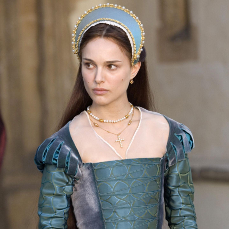 Natalie Portman in der Rolle der intriganten Anne Boleyn