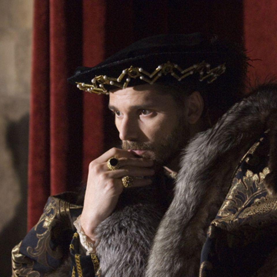 Zwischen zwei Frauen: Eric Bana als König Heinrich VIII.