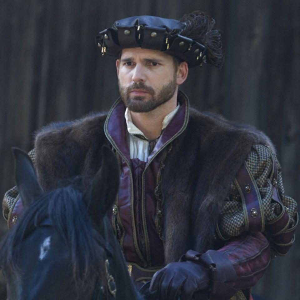 Eric Bana spielt den englischen König Heinrich VIII.