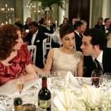Tallulah, Jacks und Peter beim Dinner