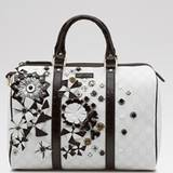 Accessoires in Schwarz & Weiß - Gucci, ca. 1390 Euro