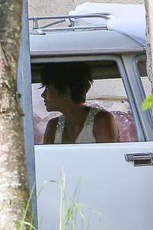 Juli 2013: Halle Berry und Olivier Martinez geben sich im französischen Örtchen Vallery das Ja-Wort. Für die Schauspielerin ist es bereits die dritte Ehe.