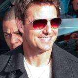 """Tom Cruise Pilotenbrille macht glatt wieder Lust, sich """"Top Gun"""" anzuschauen."""