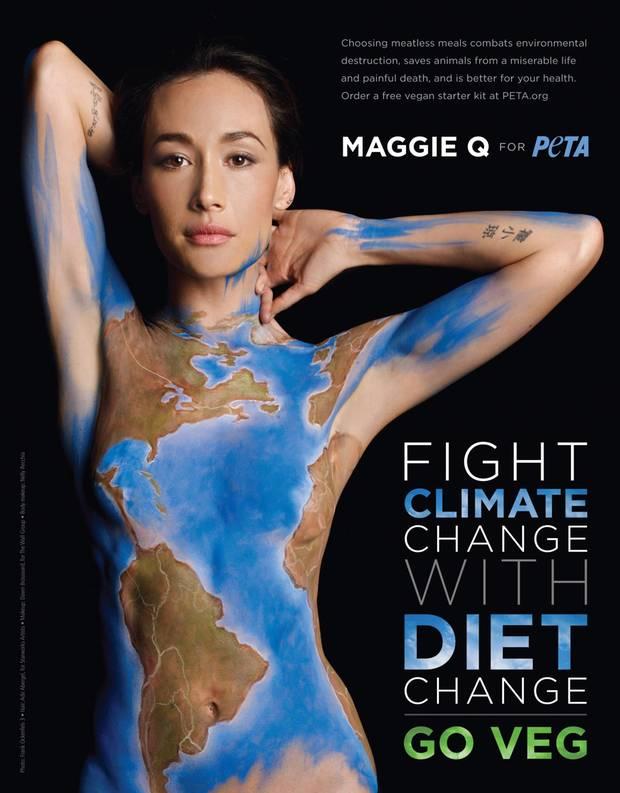 Maggie Q - Nackte Waffen - Asiatinnen Keezmovies Sex