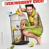 """Der deutsche Schauspieler Jacob Weigert (""""Anna und die Liebe"""", """"Es kommt noch dicker"""") schlüpft für die Tierrechtsorganisation P"""