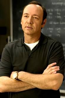 Er weiß, wie er aus seinen Schülern das Beste herausholt - nicht nur zu ihrem Besten: Mickey Rosa (Kevin Spacey)