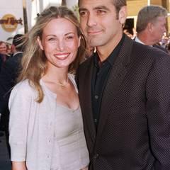 Celine Balitran  Von 1995 bis 1998 ist Celine Balitran die Frau an George Clooney Seite.