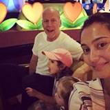 familie heming willis, emma heming, bruce willis, disneyworld
