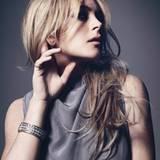 Lindsay Lohan ganz zart und zerbrechlich
