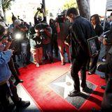 25. Januar 2016: David Duchovny bekommt in Hollywood seinen Stern auf dem Walk of Fame.