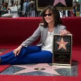 5. Mai 2014: Oscar-Gewinnerin Sally Field enthüllt ihren persönlichen Stern auf dem Walk of Fame.