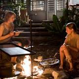 Schriftstellerin Alexandra Rover (Jodie Foster) will der kleinen Nim helfen, ihren Vater wieder zu finden