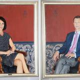 5. Mai 2016  Die Gemälde wurden von Künstler Per Pardorf angefertigt.