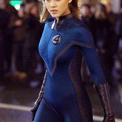 """In """"Fantastic Four"""" spielte sie die unsichtbare Susan Storm."""