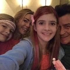 März 2015  Charlie Sheen und Denise Richards feiern den Geburtstag ihrer Tochter Sam.