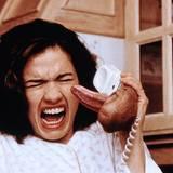 """Wenn Freddy Krueger ins Spiel kommt wird immer viel geschrien: Heather Langenkamp in """"Freddy's New Nightmare""""."""