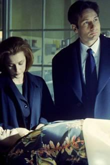 Staffel 5: Scully und Mulder mit einem neuen Fall