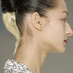 Der Hairstyle wurde von den Aveda-Stylisten gekonnt umgesetzt