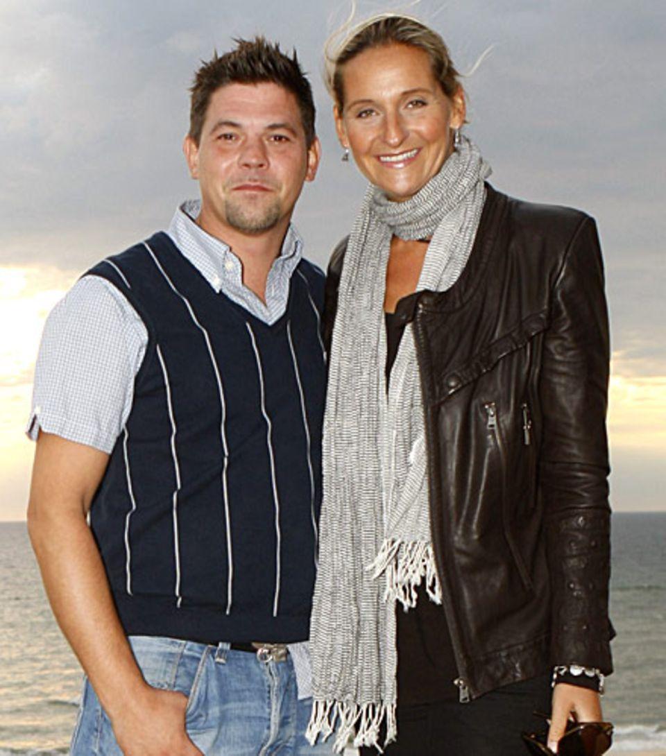 Insel-Hopping: Starkoch Tim Mälzer und seine Freundin Nina Heik reisten aus Mallorca an
