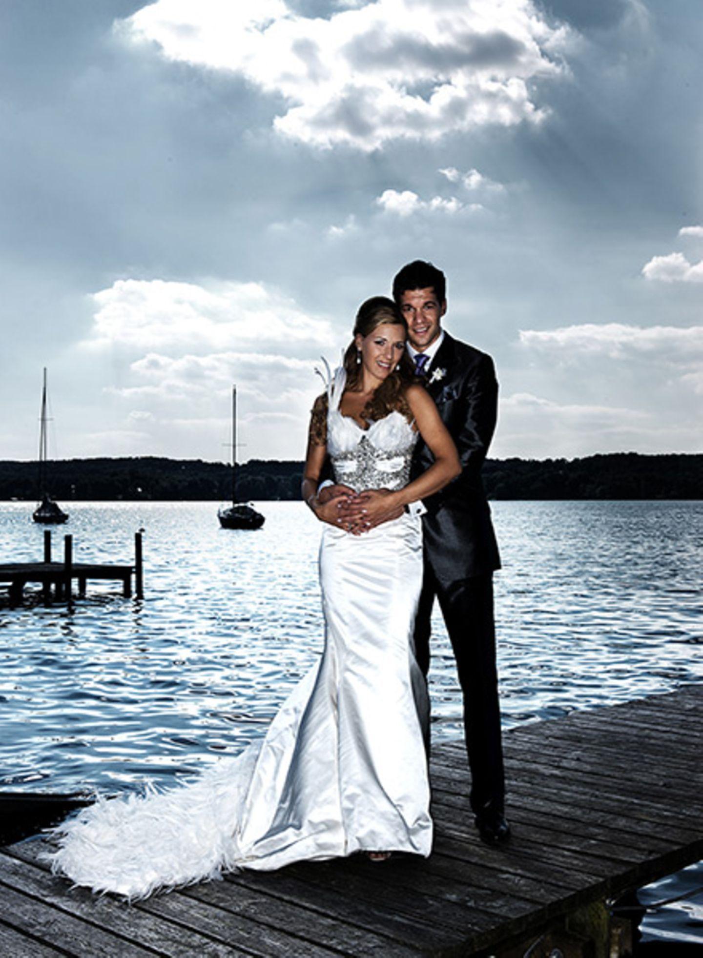 Michael Ballack hat geheiratet  GALA.de
