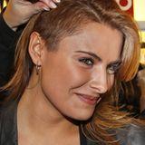 Radikalveränderung: Im Dezember 2010 zeigt Sophia sich dann mit einer Frisur die an Alice Dellal erinnert.