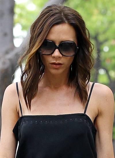 Star Frisuren Victoria Beckham Galade