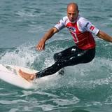 Kelly Slater, 36, mehrfacher Surfweltmeister, romantische Episoden mit Pamela Anderson, Gisele Bündchen und Cameron Diaz