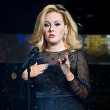 """Täuschend echt - Sängerin Adele ist jetzt als Wachsfigur bei """"Madame Tussauds"""" in London zu bewundern."""